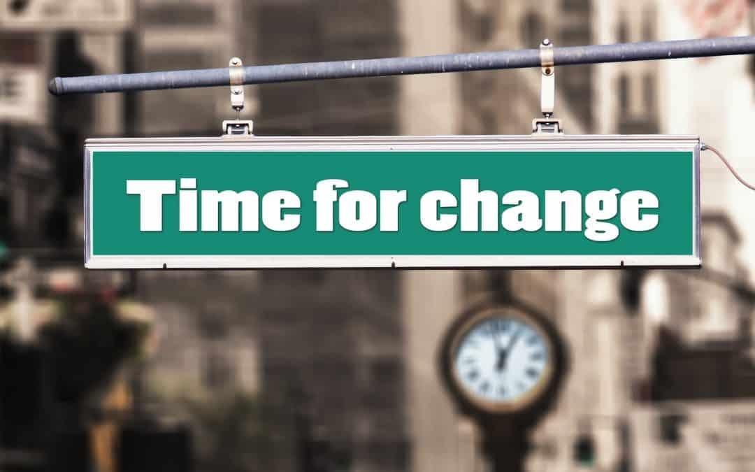 Improving the Likelihood of Successful Change